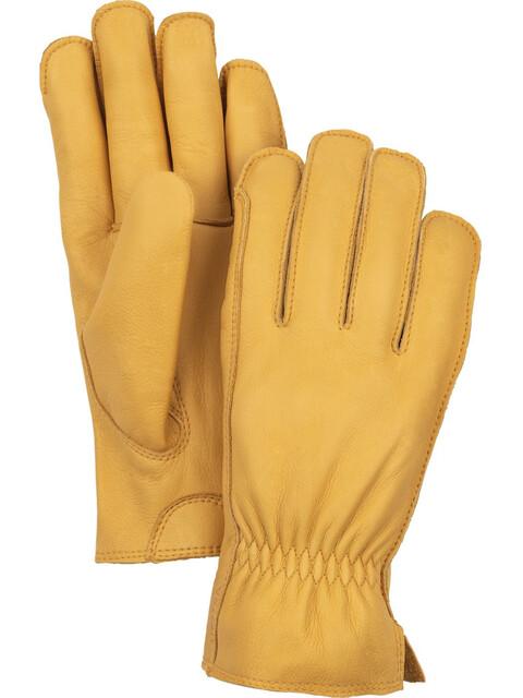 Hestra Dakota Gloves 5-Finger Tan